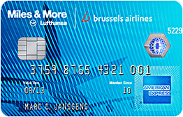 Brussels Airlines Preferred American Express