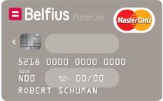 belfius mastercard platinum